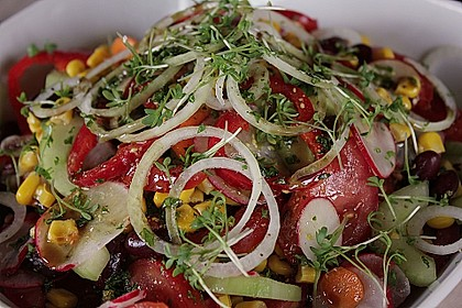 Bunter Salat 0