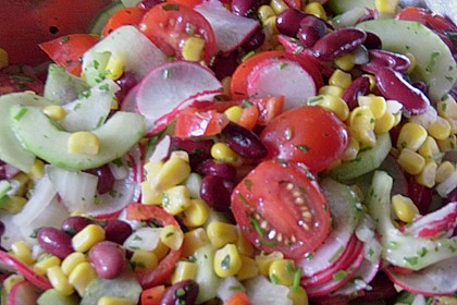 Bunter Salat 28