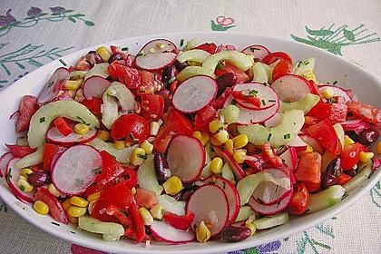 Bunter Salat 1