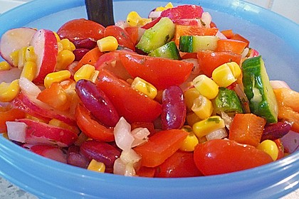 Bunter Salat 15