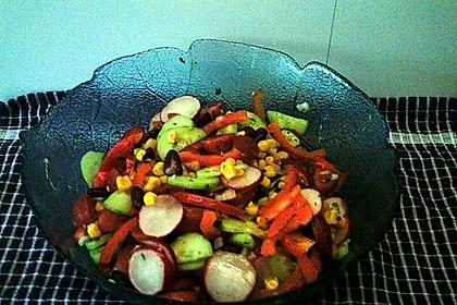 Bunter Salat 34