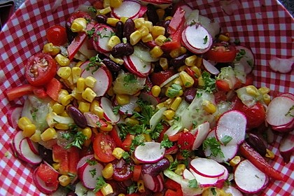 Bunter Salat 5
