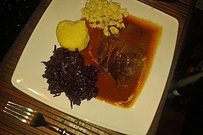 Rotwein - Rouladen 20
