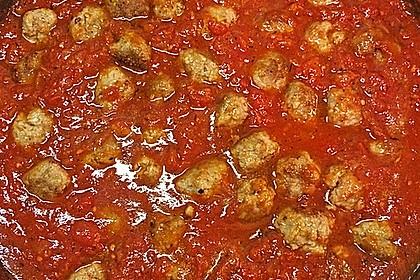 Albondigas in Tomatensauce 40