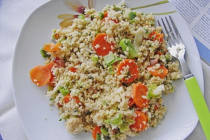 Winter - Couscous