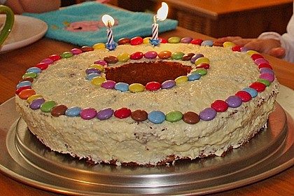 Raffaello - Kuchen 24