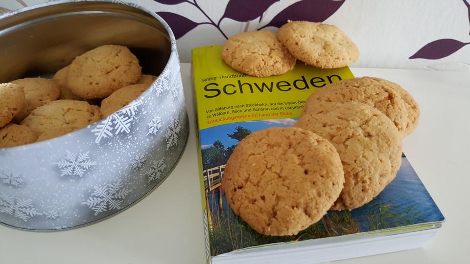 Schwedische kekse rezept