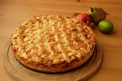 Quark - Apfelkuchen