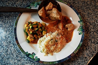 Afrikanischer Hühnertopf 6