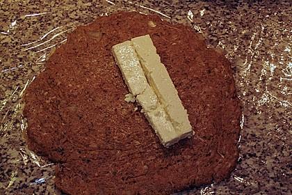Beefsteaks mit Schafskäse 34