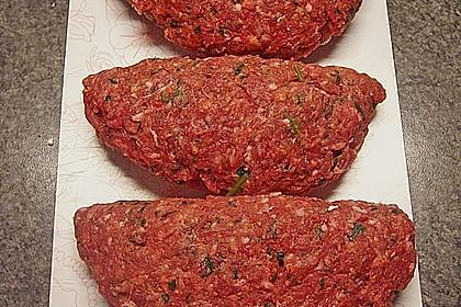 Beefsteaks mit Schafskäse 13