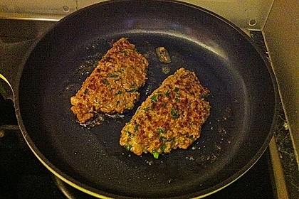 Beefsteaks mit Schafskäse 51