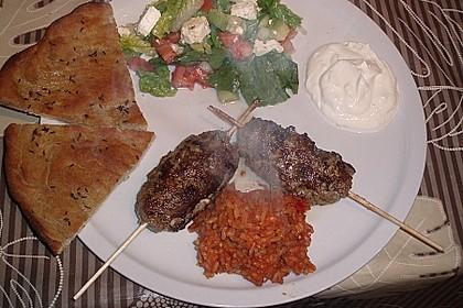 Beefsteaks mit Schafskäse 15