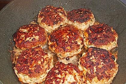 Beefsteaks mit Schafskäse 35