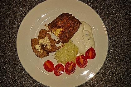 Beefsteaks mit Schafskäse 29