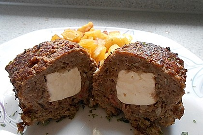Beefsteaks mit Schafskäse 9