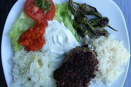 Beefsteaks mit Schafskäse 24