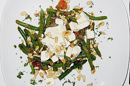 Grüne Bohnen mit Tomaten und Balsamico 12
