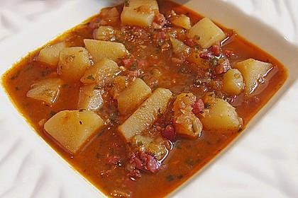 Kartoffelgulasch 4