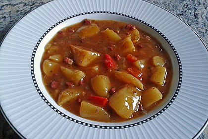 Kartoffelgulasch 3