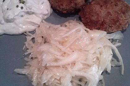 Krautsalat - wie im griechischen Restaurant 1