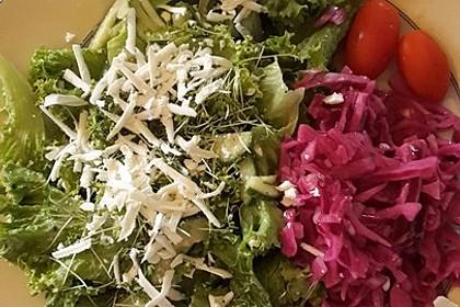 Krautsalat - wie im griechischen Restaurant 62