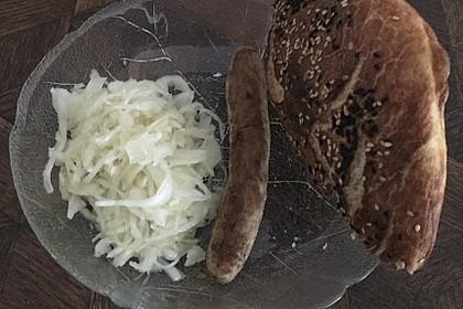 Krautsalat - wie im griechischen Restaurant 12