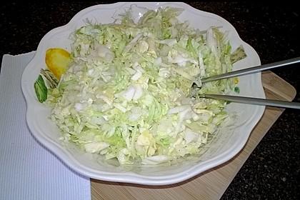 Krautsalat - wie im griechischen Restaurant 11