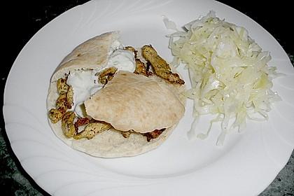 Krautsalat - wie im griechischen Restaurant 74