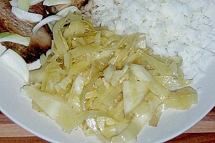 Krautsalat - wie im griechischen Restaurant 81