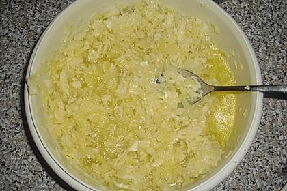 Krautsalat - wie im griechischen Restaurant 116