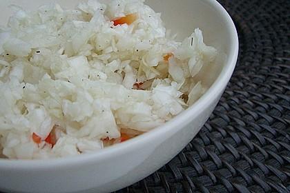 Krautsalat - wie im griechischen Restaurant 86
