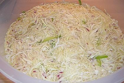 Krautsalat - wie im griechischen Restaurant 67