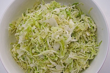 Krautsalat - wie im griechischen Restaurant 98