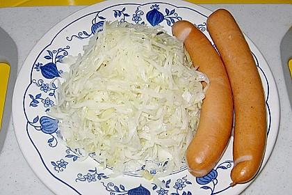 Krautsalat - wie im griechischen Restaurant 89
