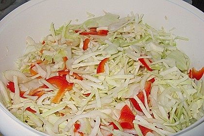 Krautsalat - wie im griechischen Restaurant 49