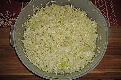 Krautsalat - wie im griechischen Restaurant 88