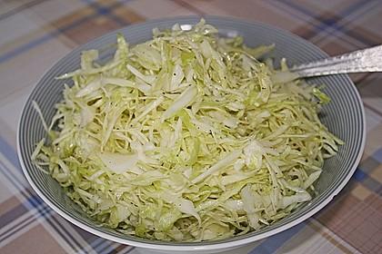 Krautsalat - wie im griechischen Restaurant 7