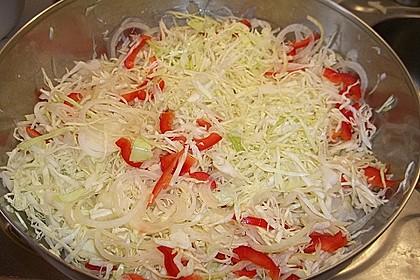 Krautsalat - wie im griechischen Restaurant 60