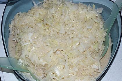 Krautsalat - wie im griechischen Restaurant 95