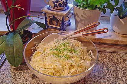 Krautsalat - wie im griechischen Restaurant 17