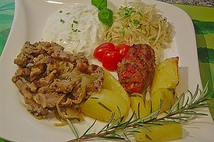 Krautsalat - wie im griechischen Restaurant 26