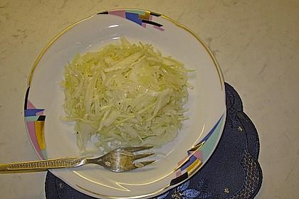 Krautsalat - wie im griechischen Restaurant 54