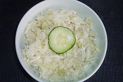 Krautsalat - wie im griechischen Restaurant 120