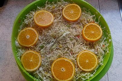 Krautsalat - wie im griechischen Restaurant 103