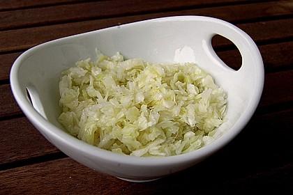 Krautsalat - wie im griechischen Restaurant 21