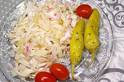 Krautsalat - wie im griechischen Restaurant 16