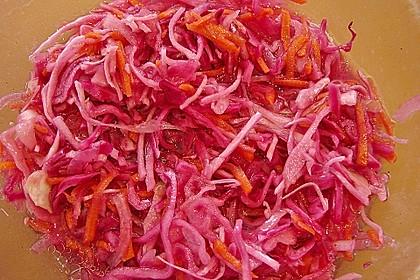 Krautsalat - wie im griechischen Restaurant 42