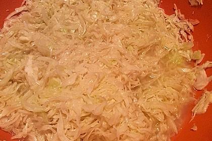 Krautsalat - wie im griechischen Restaurant 80