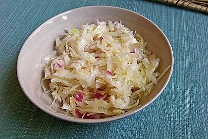 Krautsalat - wie im griechischen Restaurant 29